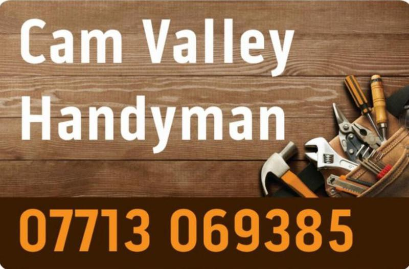 Cam Valley Handyman logo