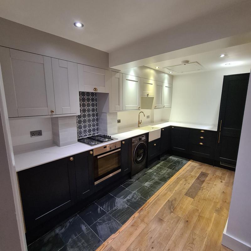 Image 32 - Kitchen renovation