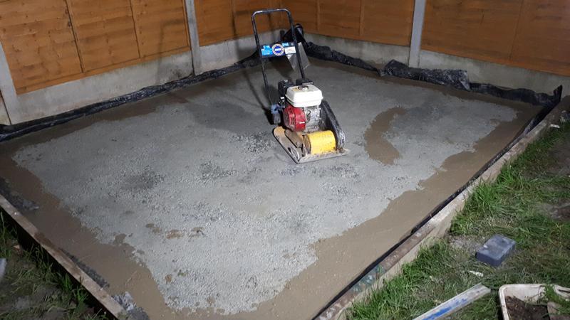Image 3 - Foundation for slabs