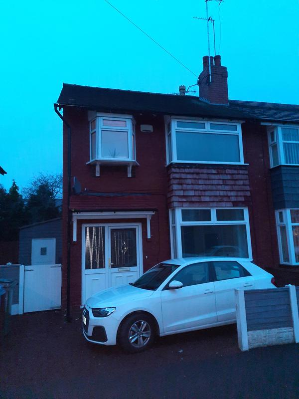 Image 20 - Leaky gutter and downpipe replacement on the front of this property. Using UV Stable UPVC black gutters