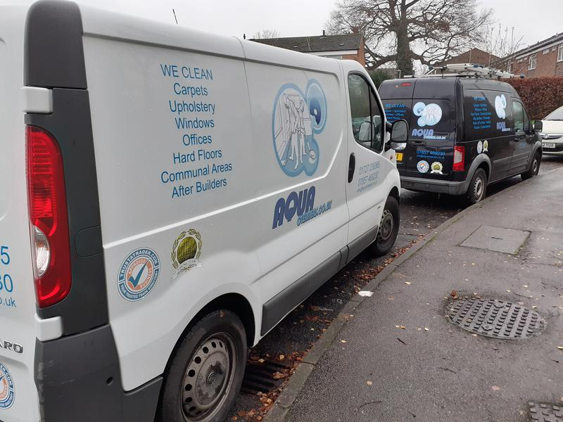 Image 1 - Our vans