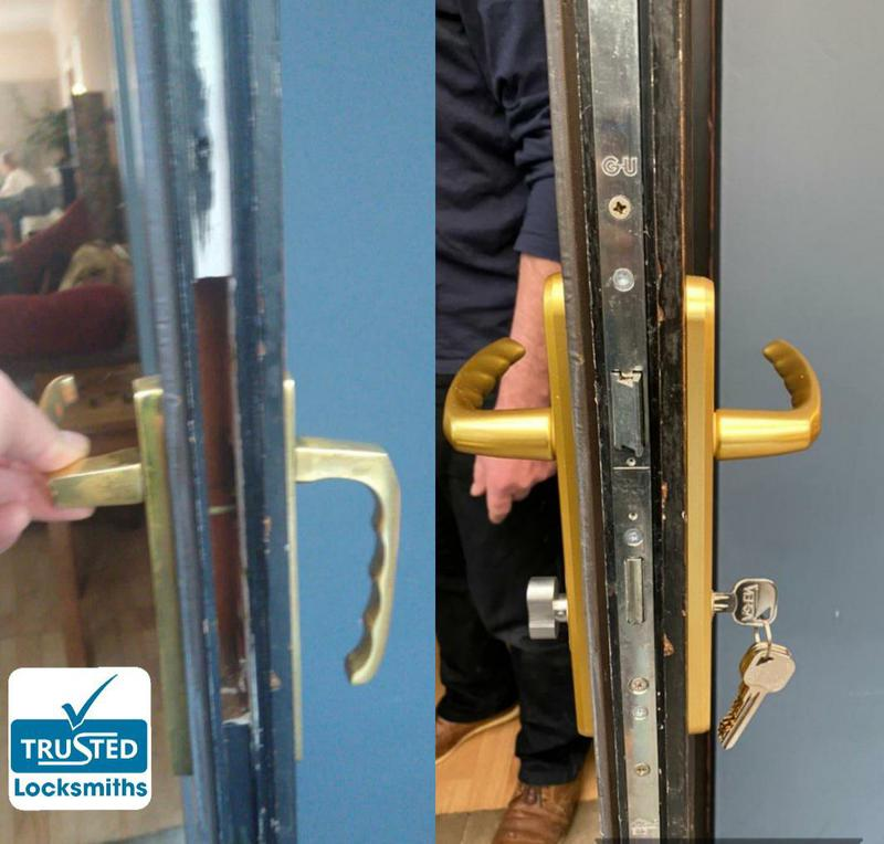 Image 9 - MPL and Handle Replacement