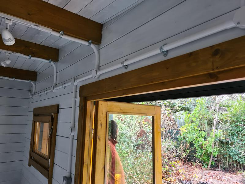 Image 15 - Cabin Conduit work