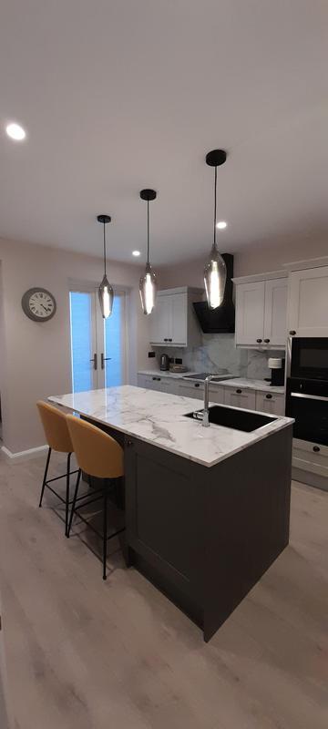 Image 3 - Kitchen/Dining full rewire