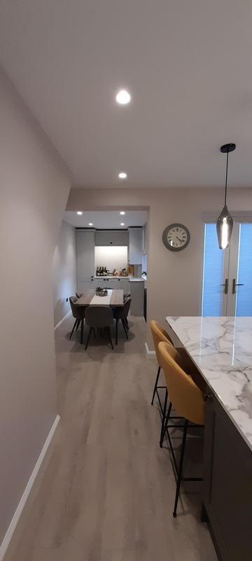 Image 2 - Kitchen/Dining full rewire