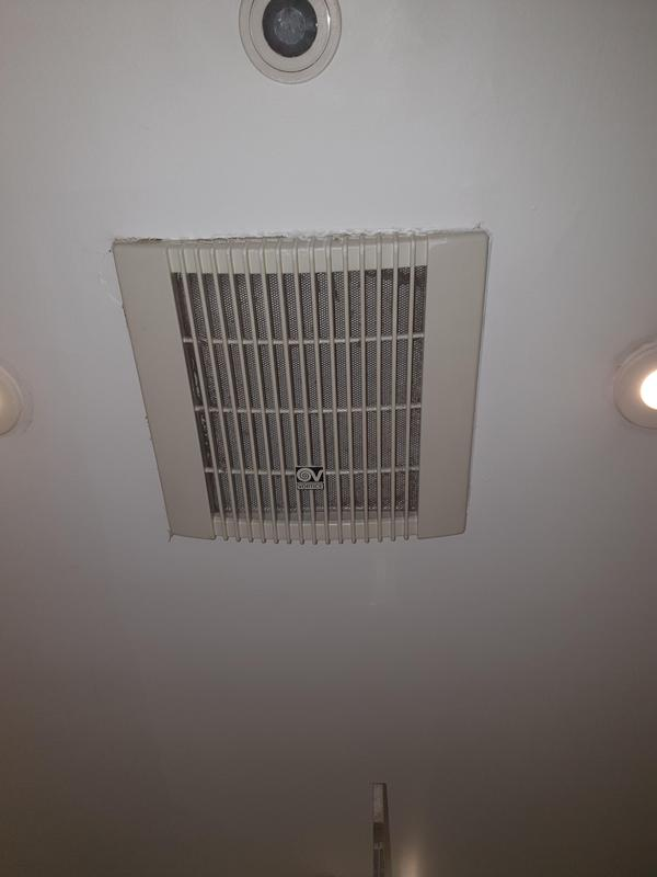 Image 36 - Bathroom extractor fan not working due to faulty motor. And manufacturers stopped producing these fans due to current regulations changes.