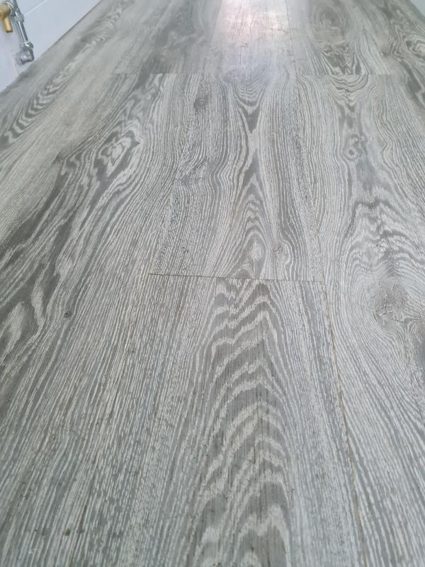 Image 8 - Vinyl flooring fitted in a hallway