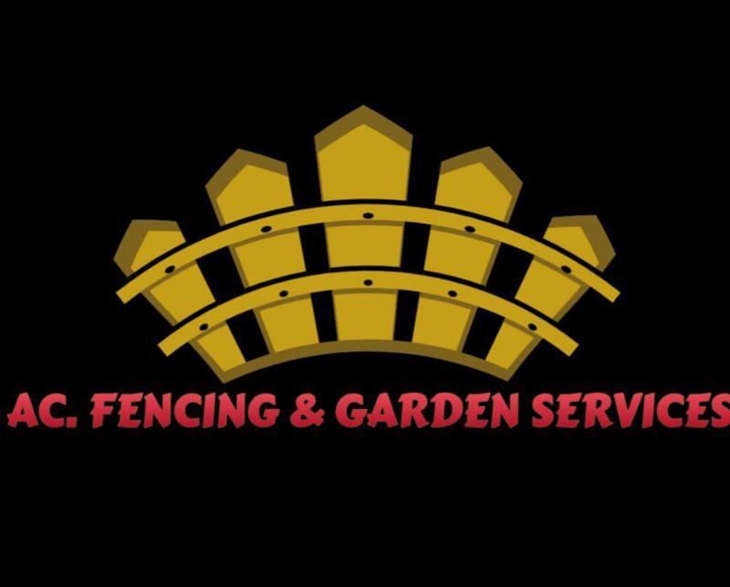 AC Fencing & Garden Services logo
