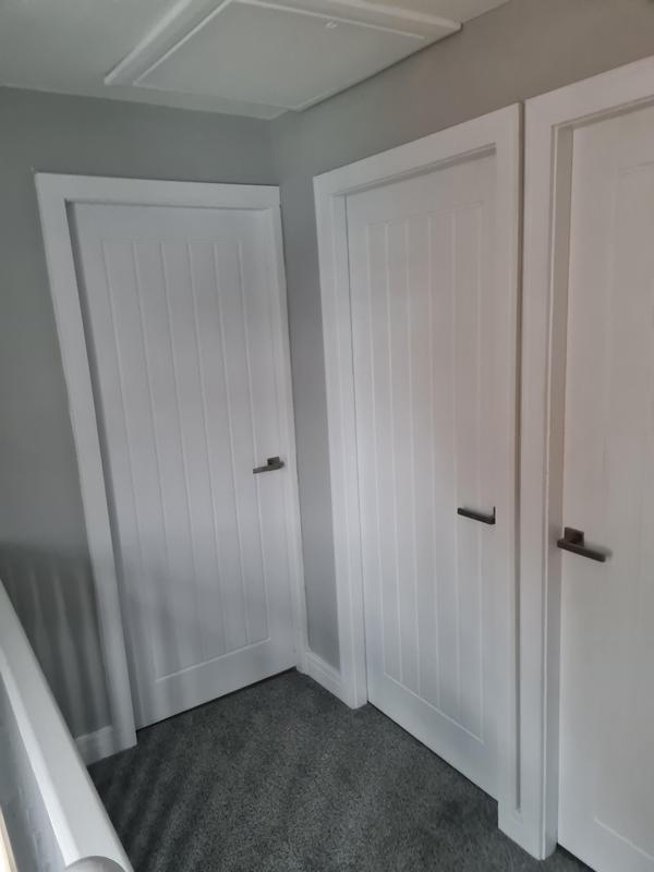 Image 7 - New doors architrave and skirting