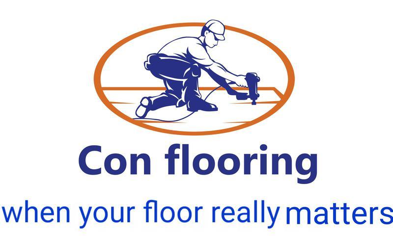 Con Flooring logo