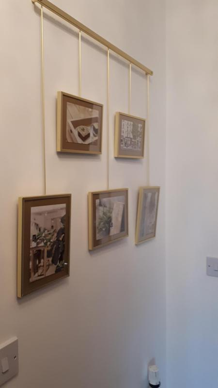 Image 4 - Picture frames mounted