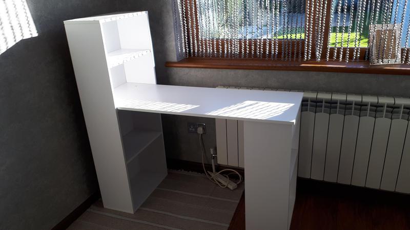 Image 2 - Flatpack desk assembly