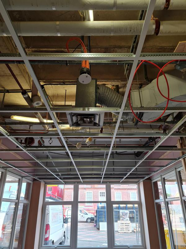 Image 2 - Grid ceiling
