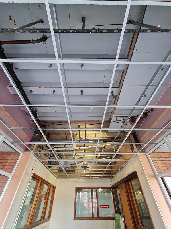 Image 1 - Grid ceiling