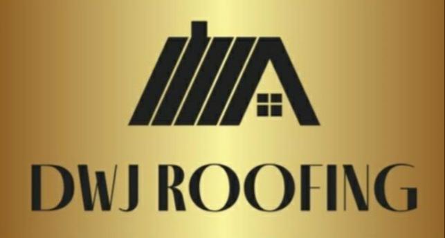 DWJ Roofing logo