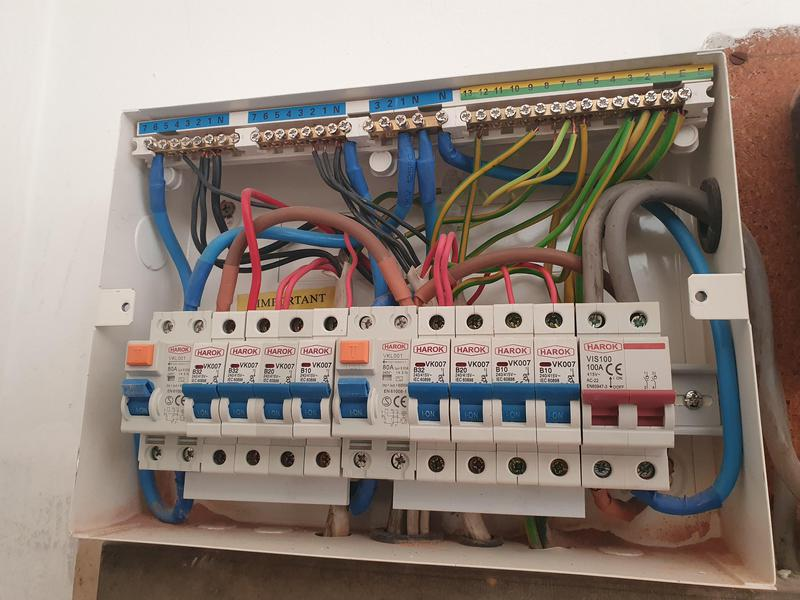 Image 27 - Up-to-date consumer unit