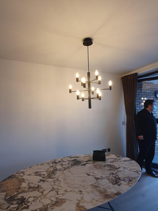 Image 22 - New chandelier for a regular client