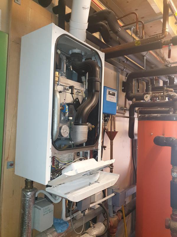 Image 11 - Boiler repairing