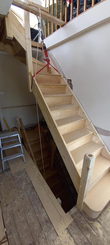 Image 28 - Wooden staircases
