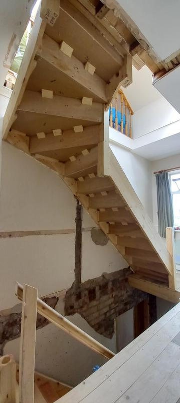 Image 29 - Wooden staircases
