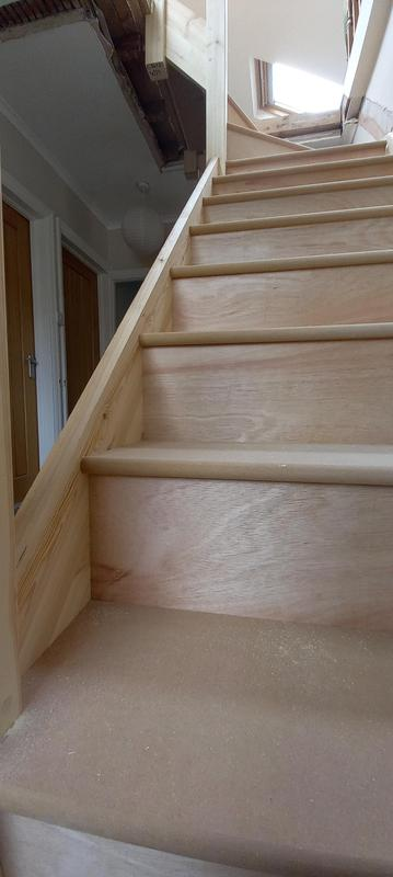 Image 30 - Wooden staircases