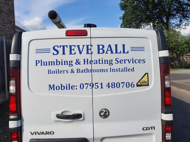 Steve Ball Plumbing & Heating Services logo