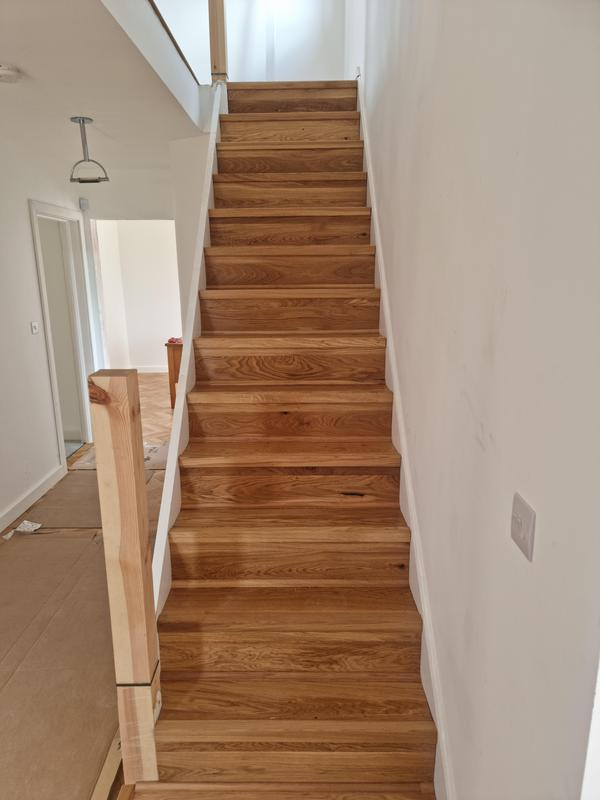 Image 16 - stair transformation in engineered wood