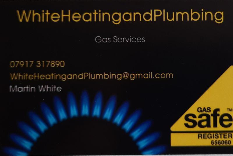 White Heating And Plumbing logo