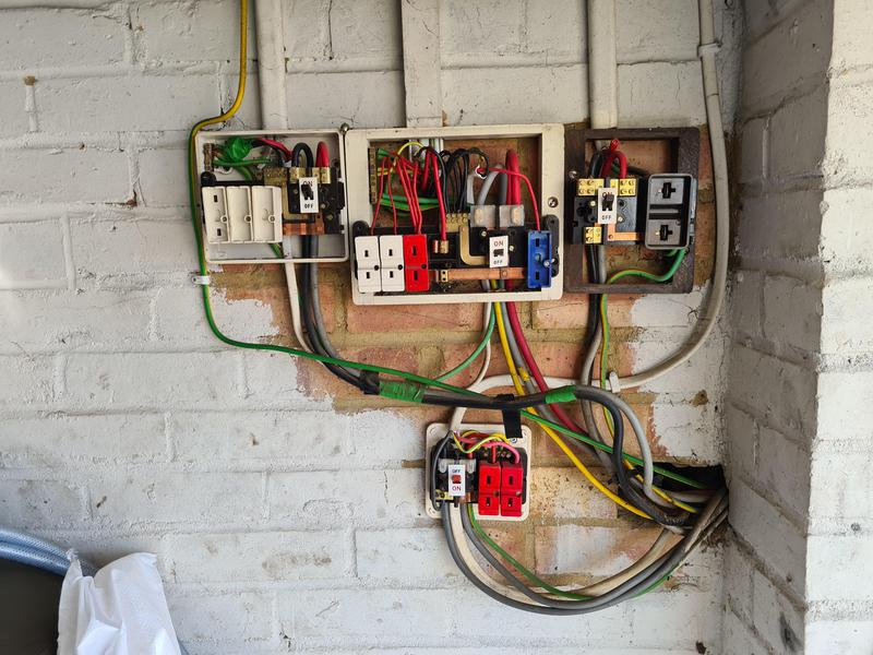 Image 5 - Removing the Fuse Boards