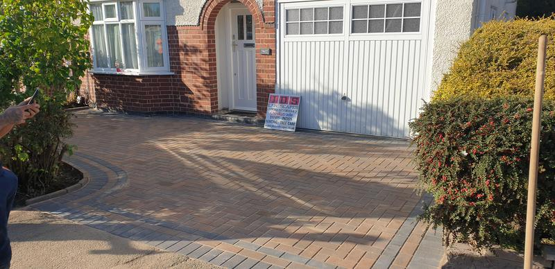 Image 1 - Block paving driveway
