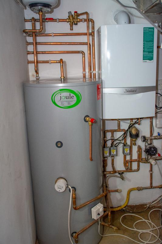 Image 14 - System boiler install in Golders green area