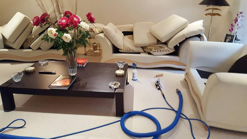 Image 8 - Sofa Carpet Cleaning