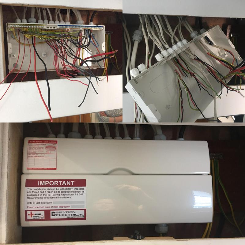Image 23 - Replacement consumer unit. Bryden Electrical