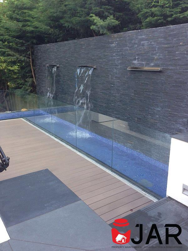 Image 21 - Bespoke exterior water feature design