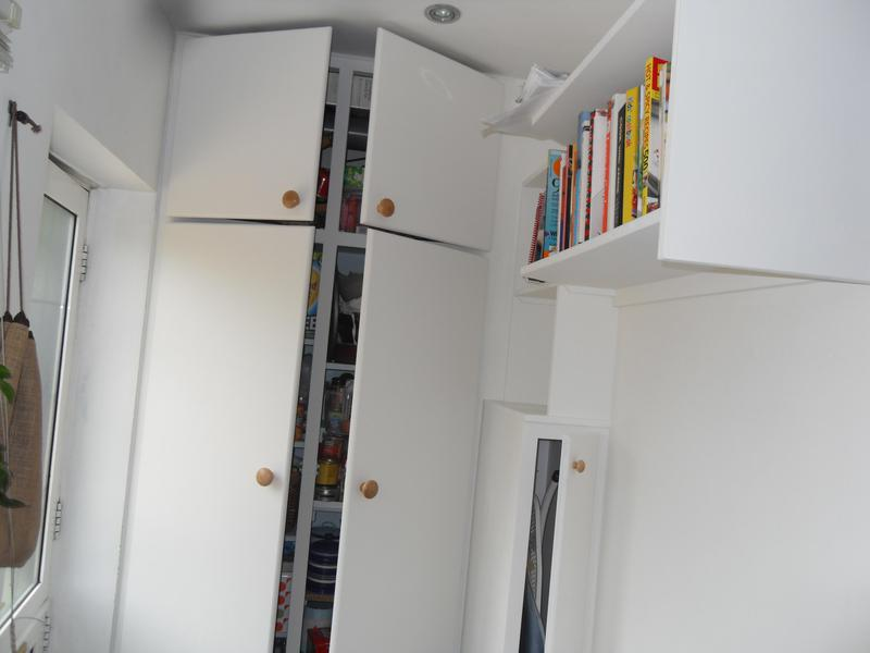 Image 54 - built in cupboards