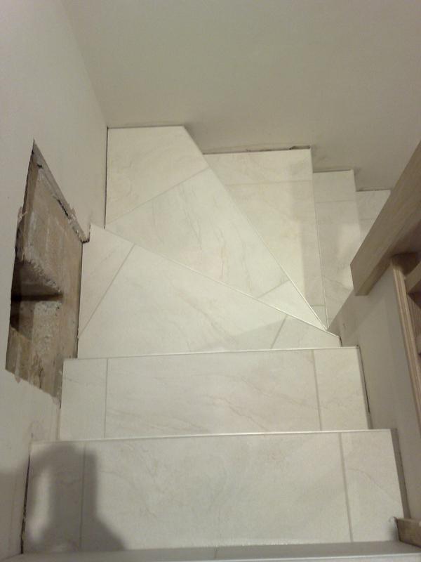 Image 32 - Steps 60cm x 60cm Porcelain Tiles