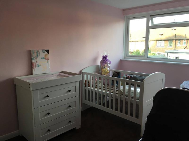 Image 63 - Nursery repainted 2017