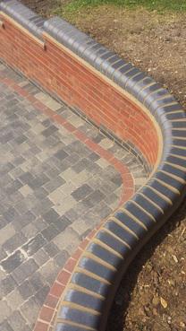 Image 1 - Curved Brickwork