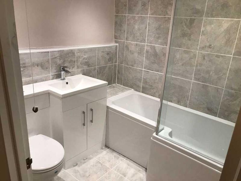 Image 25 - bathroom refit in brancaster by s1 builders norfolk