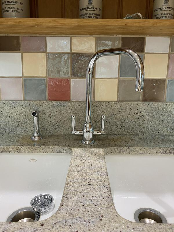 Image 24 - A new kitchen tap was fitted in the Dulwich village area.
