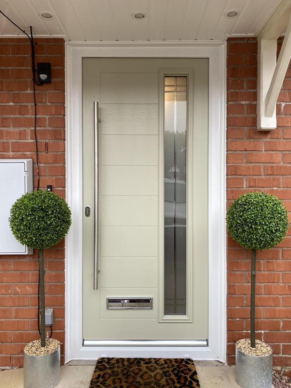 Image 23 - Composite front door
