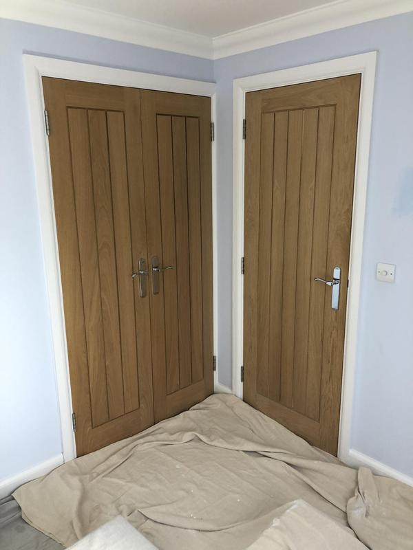 Image 20 - Before of a bedroom.