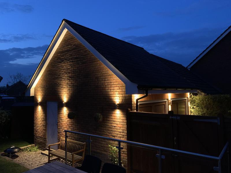 Image 4 - Garage lighting