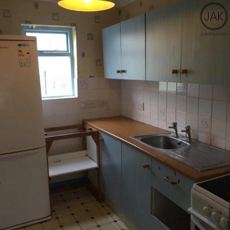 Image 43 - Before kitchen renovation