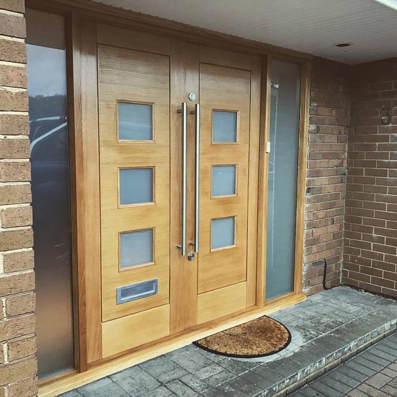 Image 37 - Oak Front Doors