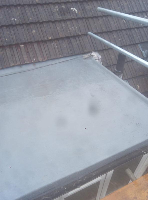 Image 3 - GRP fibre roofing