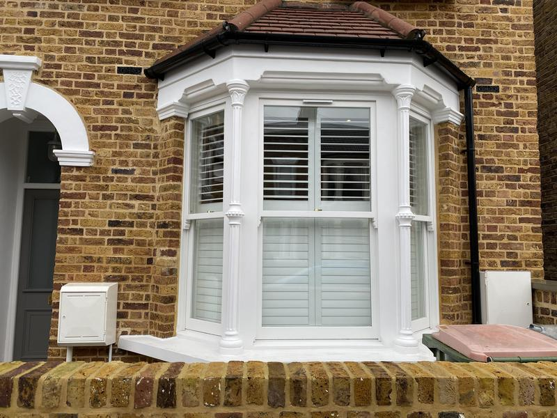 Image 19 - Fitting blinds shutters