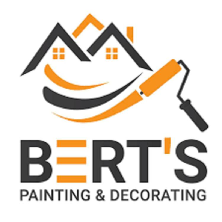 Bert's Painting & Decorating logo