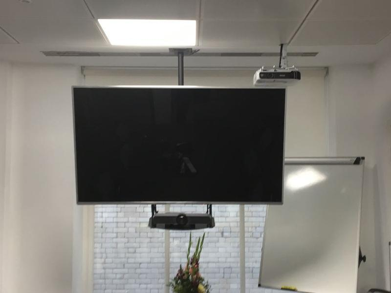 Image 17 - CEILING MOUNT CONFERENCE ROOM TV