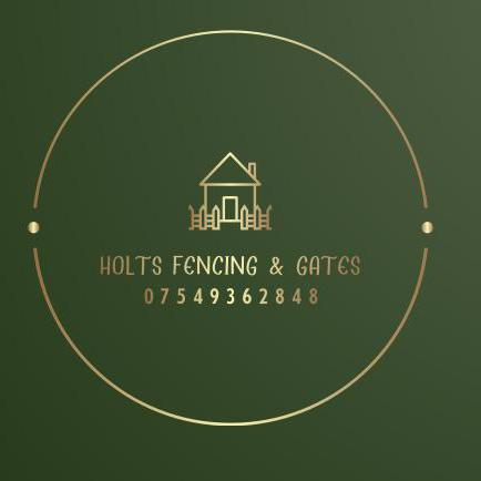 Holts Fencing & Gates logo